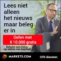 Online beleggen bij Markets.com