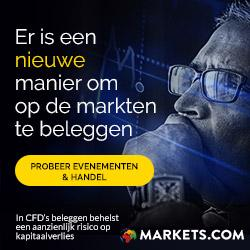 Beleggen bij Markets.com